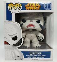 "Funko Pop! Star Wars #39 Wampa 6"" Inch Damaged Box Free Shipping"