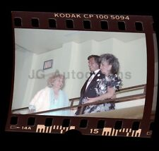 Elizabeth Taylor - Vintage 35mm Camera Negative Peter Warrack w/ © Transfer