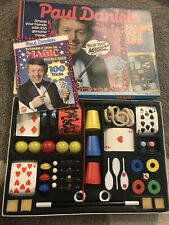 Paul Daniels Magic Set 100 - Peter Pan Games 1984 - Complete - Good Condition