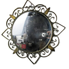 Retro Modernist Starburst Sunburst Metal Wall UK Mirror Mid Century Argentor