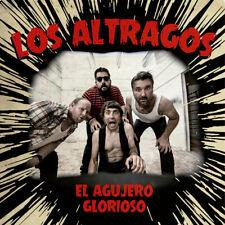 LOS ALTRAGOS El Agujero Glorioso 6-track vinyl mini LP garage punk rock Wau Them