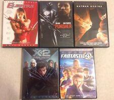 5 DVD Bundle Action/adventure.
