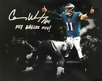Carson Wentz Autographed Signed 8x10 Photo ( Eagles ) REPRINT