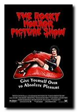 Rocky Horror Picture Show Movie Poster 24x36 Inch Wall Art Portrait Print