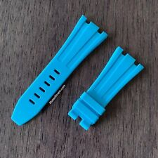Riviera Blue rubber strap 42mm Audemars Piguet Royal Oak Offshore & Diver