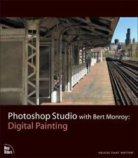 Photoshop Studio with Bert Monroy: Digital Painting by Bert Monroy