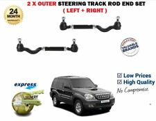 FOR HYUNDAI TERRACAN 2003-2007 2 X OUTER LEFT RIGHT TRACK TIE ROD ASSEMBLY ENDS