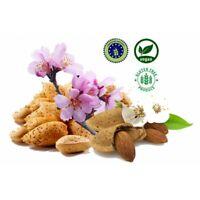Mandorle dolci con guscio dure 2Kg - Agricoltura Biologica SICILIA: bontà, resa