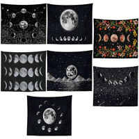 Printed Wall Hanging Tapestry Floor Carpet Bedspread Beach Mat Home Decoration