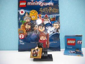 Lego mini figurine série - Harry Potter 2 - personnage n°8
