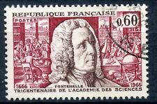 SSTAMP / TIMBRE FRANCE OBLITERE N° 1487 BERNARD LE BOVIER DE FONTENELLE