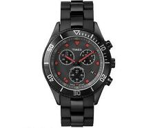 Timex Men's Quartz Calendar Chronograph Black Bracelet (T2N867) 50M Watch