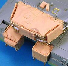 Legend 1/35 Merkava Mk.III Turret / Hull Basket Set (for Meng Merkava 3s) LF1260