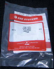 ESD SYSTEMS 13264 ESD GROUND STRAP 10MM SOCKET NEW