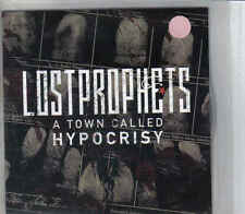 Lostprophets- a town called Hypocrisy promo cd single