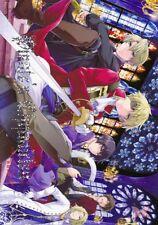 Hetalia Axis Powers YAOI Doujinshi Comic USA / British Empire x UK Pirates Chron