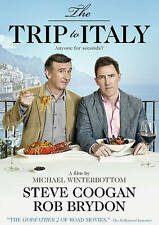 Trip to Italy DVD Movie Culinary Road Film Coogan, Bryndon Barrio Keelan Fellner