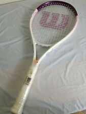 Wilson Nano Carbon Hope Tennis Racquet