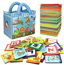 Educational Toys For 6 Months 1 2 3 year Olds Boy Girl Toddler Alphabets Zoo Toy