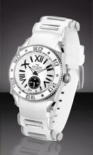 Aqua Swiss Watch Mens(or womens) White Brand New Never taken out of the Box!