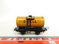 CR506-0,5# Trix Express H0/DC/3L Blech-Kesselwagen Shell 2068/SH., sehr gut