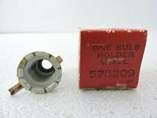 NOS Lucas 564 Tail Light Lens Bulb Holder Socket PreUnit Triumph Norton BSA W103