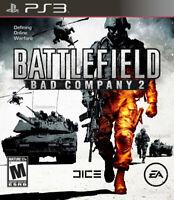 Battlefield: Bad Company 2 PlayStation 3 PS3