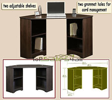 Small Corner Computer Desk Home Office Student Writing Table Pc Laptop Furniture