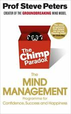 The chimp paradox by Prof Steve Peters (Paperback) Expertly Refurbished Product