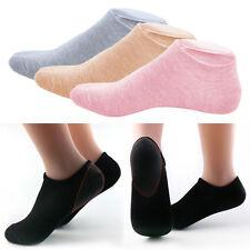 1 Pair SPA Gel Moisturizing Socks Cracked Dry Foot Skin Care Protectors 4 Colors