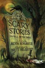 Scary Stories to Tell in the Dark by Alvin Schwartz 9780060835200