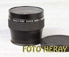 Hama + 4390 Super N. 10 Weitwinkel Objektiv Fischauge Semi FishEye lens 02294