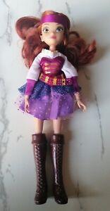 Jakks Zarina Pirate Fairy Doll Articulated Knees & Wrists