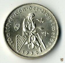 WEIMAR, 3 Mark 1930 D, Vogelweide, Jg. 344, unzirkuliert
