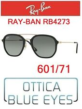 Occhiali da Sole RAYBAN RB 4273 601/71 vintage double bridge sunglasses RAY BAN