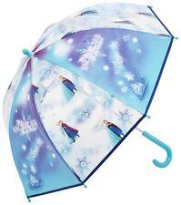 Disney Frozen Paraguas Burbuja Brolly Regalo lluvia a prueba de viento Escuela cúpula de Chicas Nueva