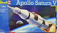 Apollo Saturn V NASA Saturno 5 + LEM  - Revell Kit 1:144 - 04909 Nuovo