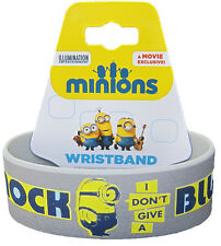 Minions Kevin Jelly Wristband