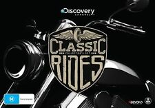 Classic Rides: Collector's Set NEW R4 DVD