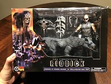 SOTA Toys Riddick w/Hellhound Collector's Box Set Action Figures!! BRAND NEW!