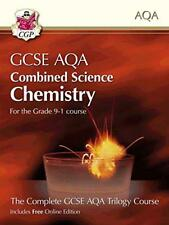 New Grade 9-1 GCSE Combined Science for AQA Chemistry Student Book with Online E