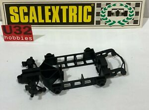 Scalextric exin Chassis Srs 2 + Steering Excellent Condition