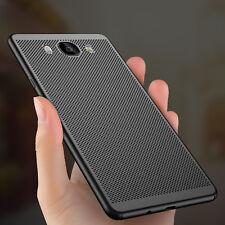 For Samsung J7 J5 J3 C9 A8 Shockproof Hot Breathable Slim Hard Back Case Cover