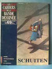 FANZINE BD : SCHTROUMPF CAHIERS BD n° 69. SPECIAL SCHUITEN