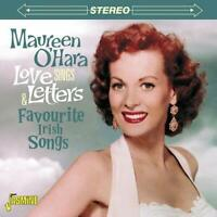 Maureen O'Hara - Sings Love Letters and Favourite Irish Songs [CD]