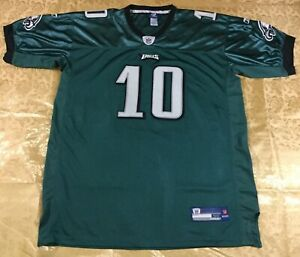 Philadelphia Eagles DeSean Jackson #10 Football-NFL Reebok Jersey Size56
