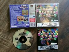 Bust A Move 2 Arcade Edition Sony Playstation 1 PS1 Game