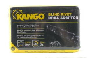 Kango Blind Riveter Drill Adaptor Brand New Sealed