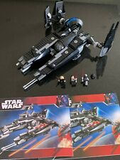 Lego Star Wars Force Unleashed 7672 Rogue Shadow Set Complete with Instructions