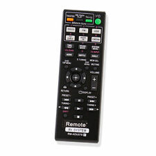 New RM-ADU078 AV Remote Control For Sony Home Theater DAV-TZ710 HBD-DZ170